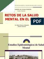 Retos de La Salud Mental en El Peru