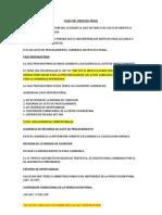 Fases Del Proceso Penal Explicacion