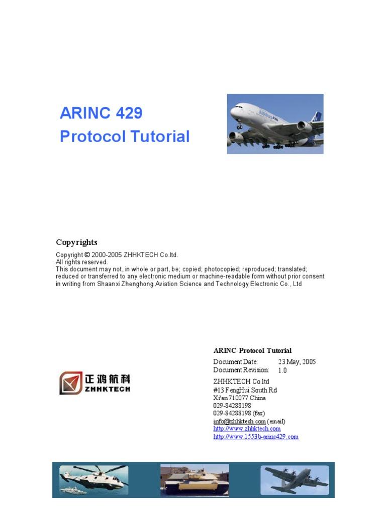 Arinc 429 protocol tutorial 1 bit binary coded decimal baditri Gallery