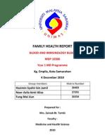 Family Health Visit 2 (Block 3)