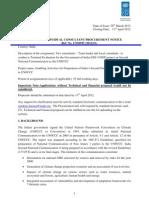 undp-tor-terminal evaluaion-unfccc