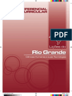 Rio Grande Do Sul - Referencial curricular
