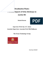 Desalination Plants Australia