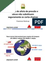 Apresentação SBA 2010 - PROTEGO LESER do Brasil(site)
