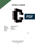 Laporan Akhir - Rangkuman - C++