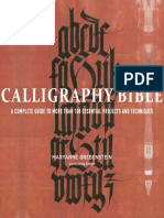 Calligraphy Bible Excerpt for Scribd