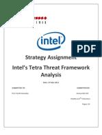 Strategy Ameya Beri Intel Tetra Threat Analysis