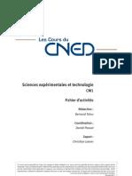 Sciences expérimentales et technologie CM 1 integral