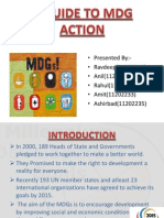 A Guide to Mdg Action Ami