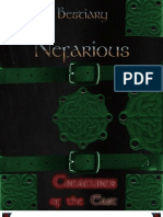 Bestiary Nefarious - Monsters of the East