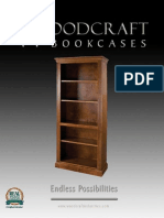 Interactive Bookcase Spreads
