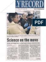 MdBioLab Featured in The Maryland Daily Record
