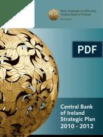 Central Bank of Ireland Strategic Plan Eng