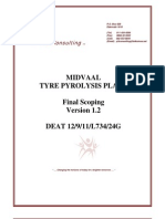Green Environmental - Midvaal Tyre Pyrolysis Scoping Report - REF