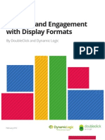 Better Brand Engagement With Display Formats Feb 2012