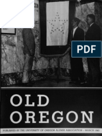 University of Oregon - Mar 1943