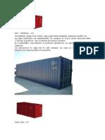 Tipos de contenedores