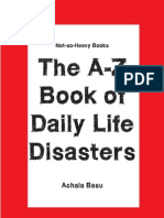 The A-Z Book of Daily Life Disasters- Achala Basu