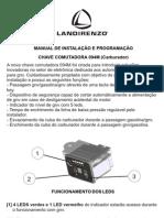 Manual Instalacao Chave Comutadora LANDIRENZO