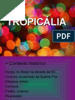 TRABALHO TROPICALIA