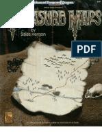 TSR 9377 - GR3 - Treasure Maps