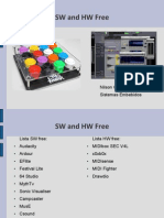 software y hardware open source