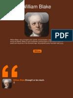 William Blake Power Point