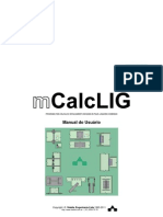 Manual mCalcLIG