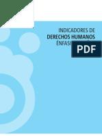 Indicadores de DDHH con énfasis en Niñez