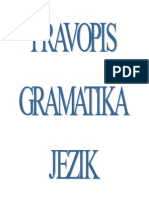 GRAMATIKA i pravopis