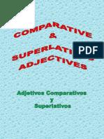 Adj Comparativos y Superlativos