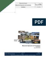 Manual de Operacion de Inventarios Aeropuertos y Servicios Auxiliares