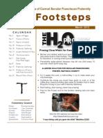 Footsteps Mar 12