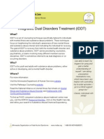 Integrated Dual Disorders Treatment