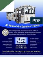 Kona Trolley Schedule[1]