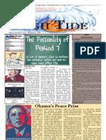 High Tide Issue 2, November 2009
