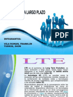 Lte telecomunicaciones electronica