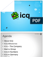 ICQ Company Presentation for Germany