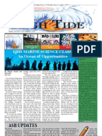 High Tide Issue 5, March 2010