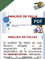 Analisis de Falla Mi
