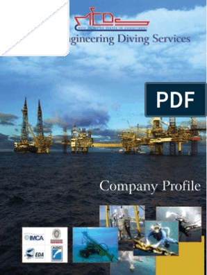 Company Profile MEDS   Scuba Diving   Diving