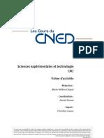 Sciences expérimentales et technologie CM 2 integral