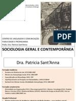 Aula 01 PP Sociologia Geral e Contemporânea