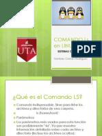 Comando Ls en Linux