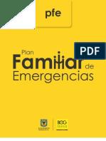 Plan Familiar Emergencias PDF