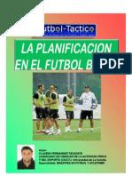 Planificacion en El Futbol Base