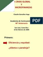 Crisis Global y Microfinanzas_sesion Clase