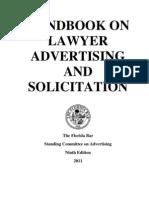 Handbook on Lawyer Advertising 2011