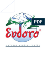 EVDORO NATURAL MINERAL WATER
