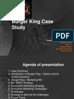 Burger King Presentation Final